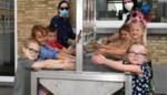 School kan heropenen dankzij hulp van plaatselijke scouts en leger