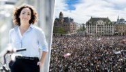 Nederlandse pers maakt Whatsapp-gesprek openbaar tussen bekritiseerde Amsterdamse burgemeester en minister van Justitie