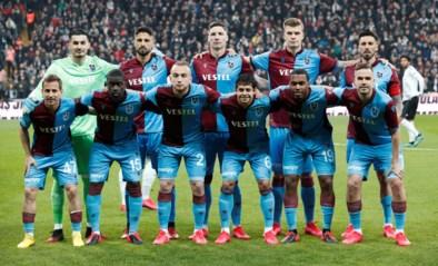 Turkse koploper Trabzonspor gaat in beroep tegen uitsluiting van Europees voetbal