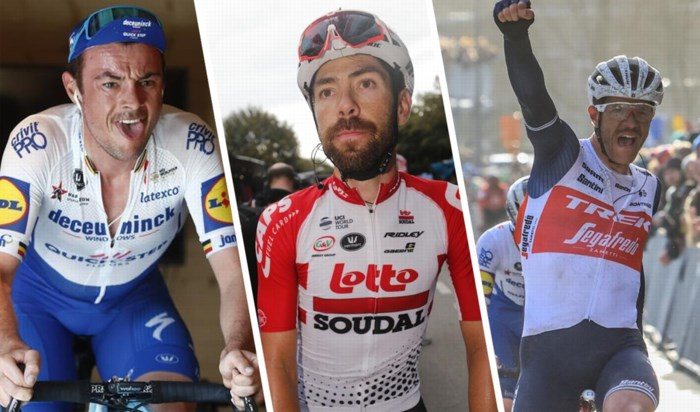 Koopjes of dure vogels: dit zijn de vijftien belangrijkste renners die voor volgend seizoen nog geen contract hebben