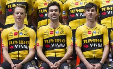 """Jumbo-Visma neemt rivalen van Dumoulin en Kruiswijk minutieus onder de loep: """"Veel patronen zichtbaar"""""""