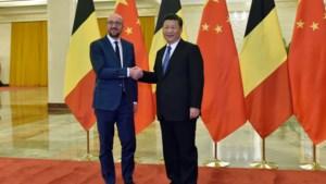 Europees-Chinese top uitgesteld