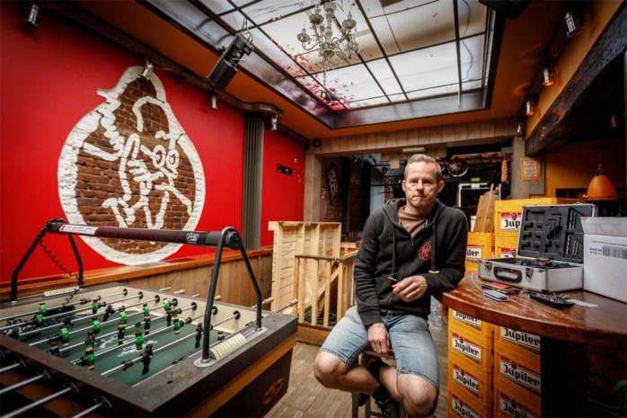 """Ambiancecafé De Prof blijft dicht: """"Ik zie het niet zitten om champetter te spelen"""""""