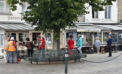 """Brugse horecazaken vragen massaal uitbreiding van terras aan: """"We moeten soms goedkeuring krijgen van buurman"""""""