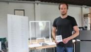 """Drukkerij De Prins ontwikkelt afwasbare menu's en flesjes handgel voor horeca: """"We willen de klanten een geruster gevoel geven"""""""