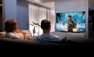 Voor het eerst komt er een compactere oled-tv op de markt: de televisie is een maatje minder, maar de prijs niet