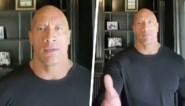 """Dwayne 'The Rock' Johnson haalt uit naar Donald Trump in krachtige videoboodschap: """"Waar ben je?"""""""