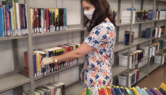 Bibliotheek zwaait de deuren opnieuw open