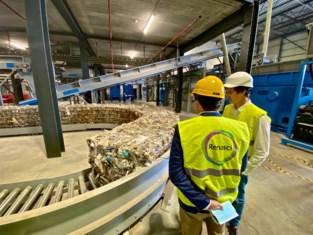 Pionierswerk: recyclagebedrijf recupereert 100 procent afval