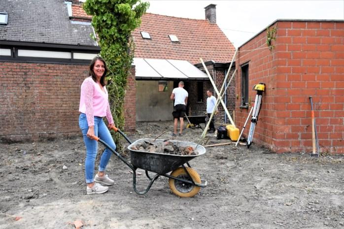 """Café De Lange Munte maakt terras van 250 m2: """"Als de luiken van onze container open zijn, heb je een zomerbar"""""""