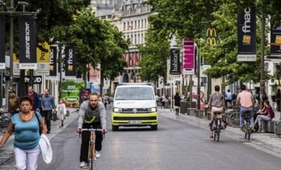 Antwerpen wil 83 procent binnenstad voetgangervriendelijk maken