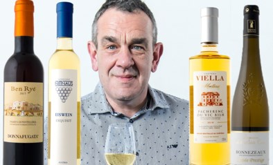 Vier keer hemels zoet: onze wijnkenner proeft dessertwijnen om langer te bewaren