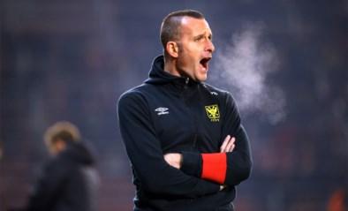 Nicky Hayen (39) is de nieuwe coach van Waasland-Beveren