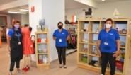 Deze Kringwinkel is meer een pop-up, maar blijft minstens drie jaar
