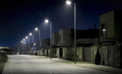 1.570 oudere gele straatlampen verdwijnen