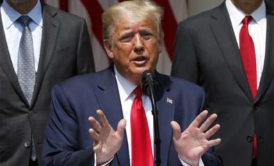 """Trump tijdens persconferentie: """"Niemand heeft zoveel voor zwarte gemeenschap gedaan als ik"""""""