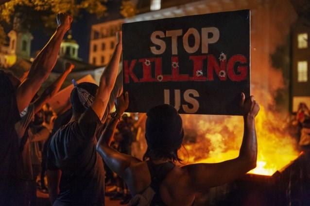 Volg hier live alles over de wereldwijde protesten na de dood van George Floyd