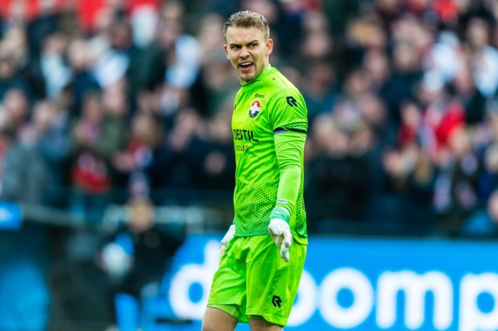 "Willem II-coach Adrie Koster over zijn keeper die vertrekt naar Anderlecht: ""Wellenreuther past perfect bij Kompany"""