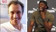 """Buitenspel met ex-atleet Cédric van Brantegem: """"Usain Bolt en co. aten op de Olympische Spelen elke dag chicken nuggets in de McDonalds"""""""