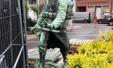 Standbeeld Oud-Soldaat wordt na eeuw gerestaureerd