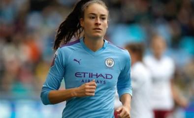 Red Flame Tessa Wullaert grijpt naast Engelse titel, ook al had Manchester City meer punten dan de nummer twee