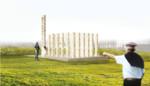 Kunstwerk voor archeologische site Mettenberg