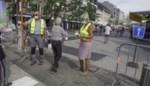 FOTO. De woensdagmarkt in coronamodus