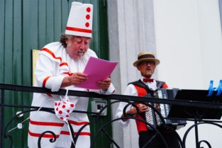 Pierke Pierlala op de 'lochte versie' van Gentse Feesten