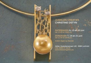 Christine Ostyn houdt juwelenspecial