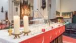Stewards op de eerste zondagsmis in Kapellen