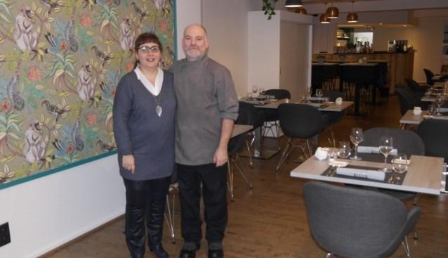 Stef en Sigrid bereiden heropstart Restaurant Stef voor, zij het met de nodige terughoudendheid