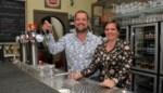 Nieuwe uitbaters Steven en Annick heropenen café In de Gloria