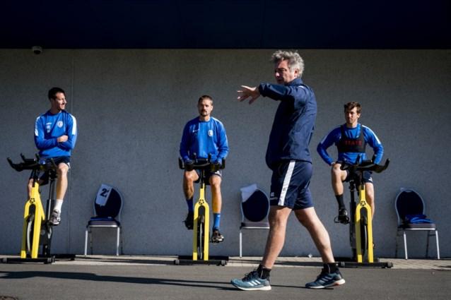 Met dit protocol wil de Pro League de trainingen weer opstarten