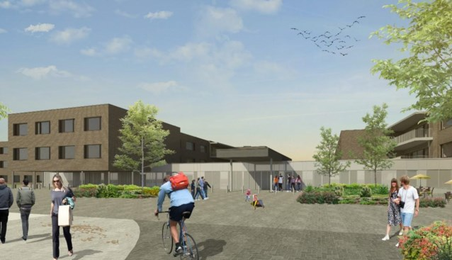 Wzc De Lichtervelde start met nieuwbouw aan overkant van straat