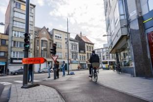 Fietsers mogen op tien nieuwe kruispunten afbuigen naar rechts voor verkeerslicht