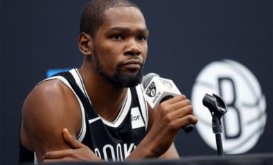 NBA-vedette blijft op de sukkel: Kevin Durant komt dit seizoen niet meer in actie