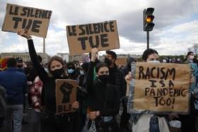 OVERZICHT. 'Black Lives Matter'-betogingen in Antwerpen, Luik, Sydney, Parijs, Berlijn, Londen, Manchester...