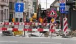 Breder trottoir én fietsstraat in nieuw deel Tolpoortstraat