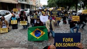 Bolsonaro verstopt dodencijfer door corona