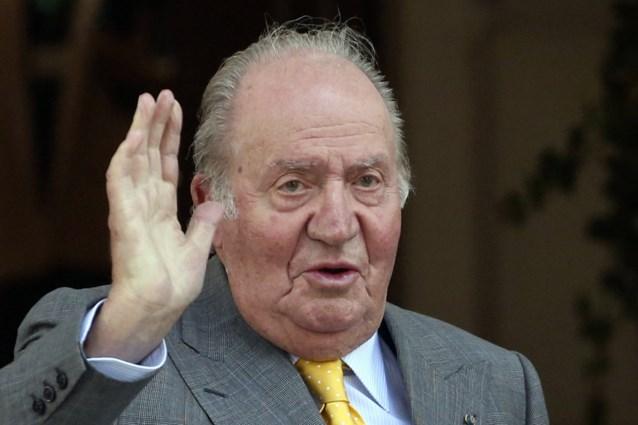 """Spaans gerecht start onderzoek naar oud-koning Juan Carlos in """"woestijntreinzaak"""""""