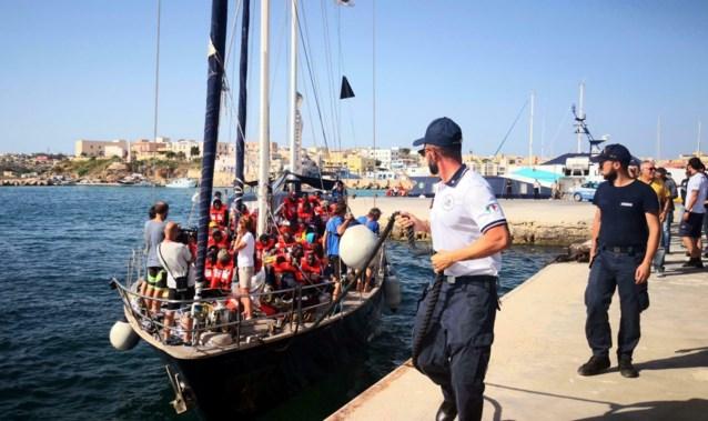 Drie EU-landen bereid om migranten uit Malta op te vangen