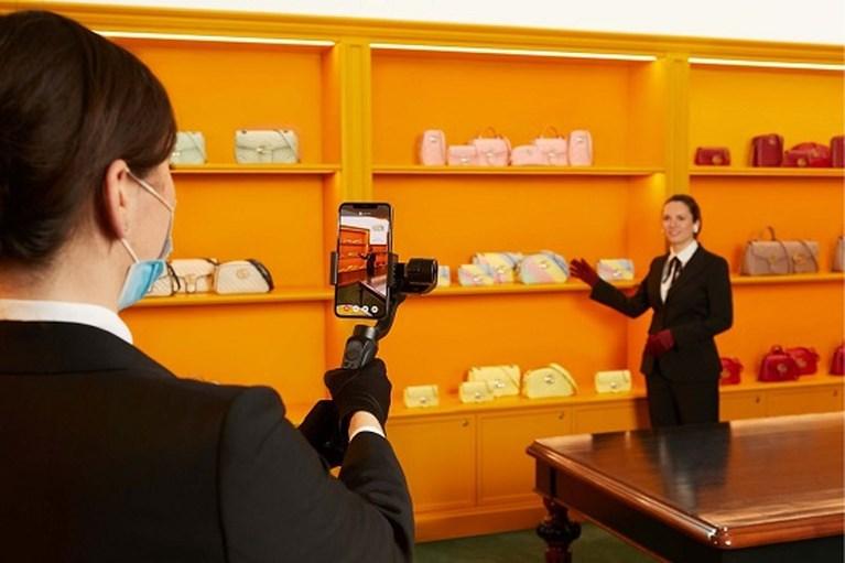 Gucci heeft primeur te pakken met eerste virtuele winkel