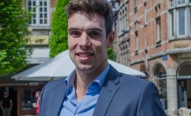 Pieterjan Vangerven is de nieuwe voorzitter van de Vlaamse Zwemfederatie