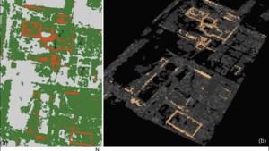 Ondergrondse Romeinse stad in kaart gebracht dankzij archeologen van UGent