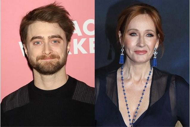 """Daniel Radcliffe excuseert zich voor """"pijnlijke"""" uitspraken van J.K. Rowling"""