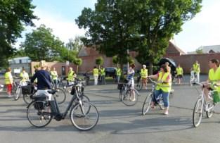 Ferm Dentergem hervat fietstochten op maandagavond