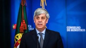 Eurogroep zoekt nieuwe voorzitter na ontslag Portugese minister van Financiën