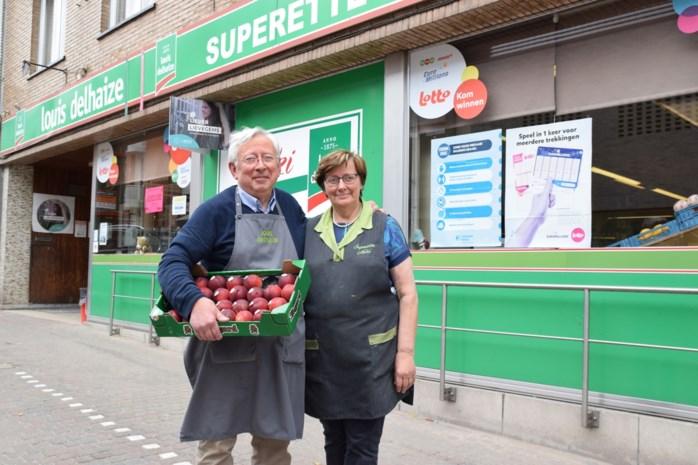 """Buurtwinkel Miki zet er na 60 jaar een punt achter: """"Ik wou nog halftijds verder doen, maar een halve superette is ook niet dat, hé"""""""