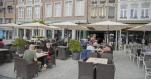 Limburgse horeca na drie maanden weer open: 'Glas cava om het te vieren'