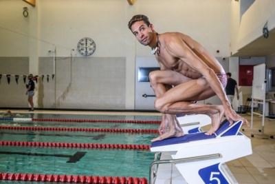 """Pieter Timmers heeft na langste break uit zijn loopbaan de zwemtraining hervat: """"Geen Spartaans regime meer voor mij"""""""